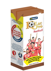 IQLac Pro Football Dark Chocolate 180ml