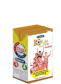IQLac Pro Football Dark Chocolate 110ml